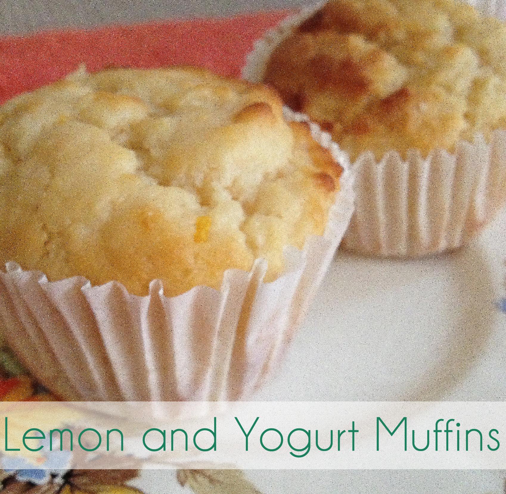 lemon yogurt muffins muffins lemon muffin free lemon yogurt muffins ...